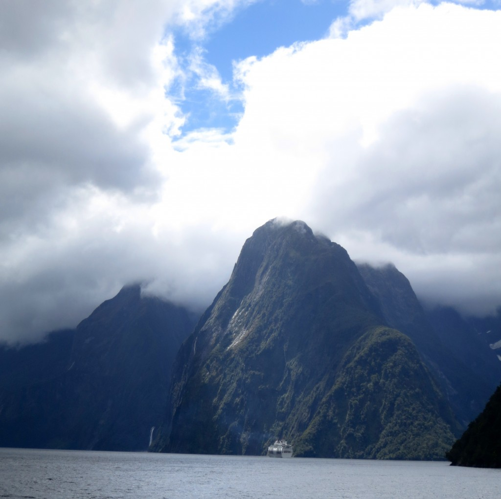 Milford Sound, New Zealand, January 20 » The Tennis Player ...