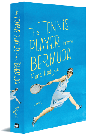 The Tennis Player from Bermuda book cover
